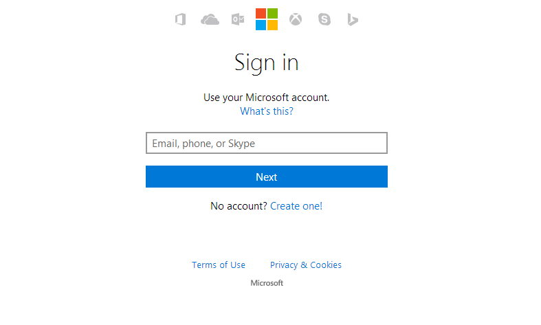 Add a new credit card to my MSN Account